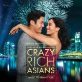 Маленькая обложка диска c музыкой из фильма «Безумно богатые азиаты»