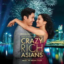 Обложка к диску с музыкой из фильма «Безумно богатые азиаты»