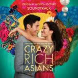 Маленькая обложка к диску с музыкой из фильма «Безумно богатые азиаты»