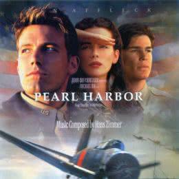 Обложка к диску с музыкой из фильма «Перл Харбор»