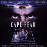 Маленькая обложка диска c музыкой из фильма «Мыс Страха»