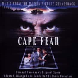 Обложка к диску с музыкой из фильма «Мыс Страха»