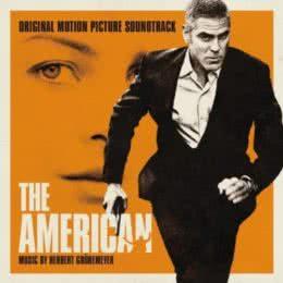 Обложка к диску с музыкой из фильма «Американец»