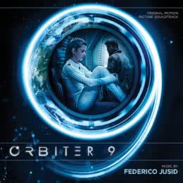 Обложка к диску с музыкой из фильма «Орбита 9»