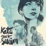 Маленькая обложка к диску с музыкой из фильма «Кейт не умеет плавать»