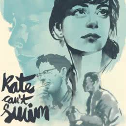 Обложка к диску с музыкой из фильма «Кейт не умеет плавать»