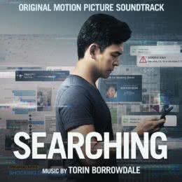 Обложка к диску с музыкой из фильма «Поиск»