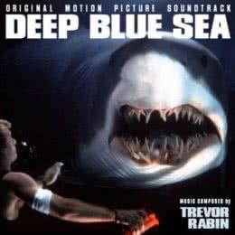 Обложка к диску с музыкой из фильма «Глубокое синее море»