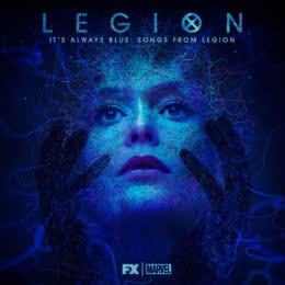 Обложка к диску с музыкой из сериала «It's Always Blue: Songs from Legion»