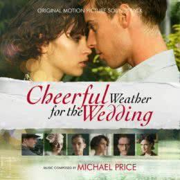 Обложка к диску с музыкой из фильма «Хороший денёк для свадьбы»