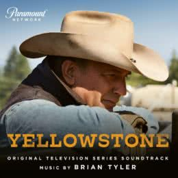 Обложка к диску с музыкой из сериала «Йеллоустоун (1 сезон)»