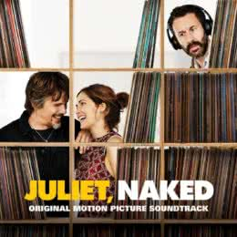 Обложка к диску с музыкой из фильма «Голая Джульетта»