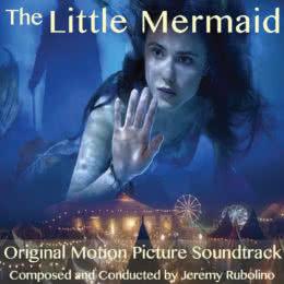 Обложка к диску с музыкой из фильма «Русалочка»