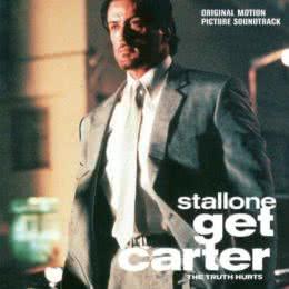 Обложка к диску с музыкой из фильма «Убрать Картера»