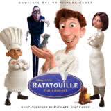Маленькая обложка диска c музыкой из мультфильма «Рататуй»