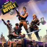 Маленькая обложка диска c музыкой из игры «Fortnite Battle Royale»