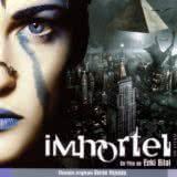 Маленькая обложка диска c музыкой из фильма «Бессмертные: Война миров»