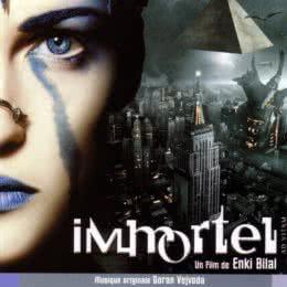 Обложка к диску с музыкой из фильма «Бессмертные: Война миров»