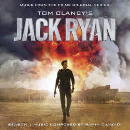 Обложка к диску с музыкой из сериала «Джек Райан (1 сезон)»