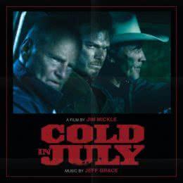 Обложка к диску с музыкой из фильма «Холод в июле»