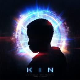 Обложка к диску с музыкой из фильма «Кин»