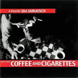Обложка к диску с музыкой из фильма «Кофе и сигареты»