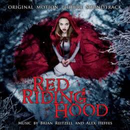 Обложка к диску с музыкой из фильма «Красная шапочка»