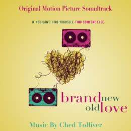 Обложка к диску с музыкой из фильма «Новая старая любовь»