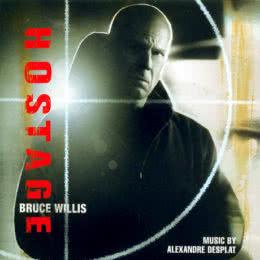 Обложка к диску с музыкой из фильма «Заложник»