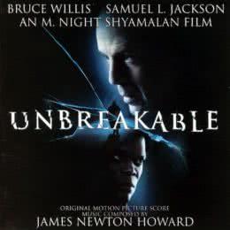 Обложка к диску с музыкой из фильма «Неуязвимый»