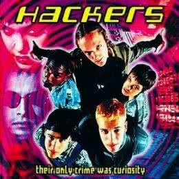 Обложка к диску с музыкой из фильма «Хакеры»