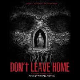 Обложка к диску с музыкой из фильма «Не выходи из дома»