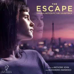 Обложка к диску с музыкой из фильма «Побег»