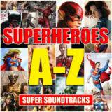 Маленькая обложка диска c музыкой из сборника «Лучшее из супергеройского кино»