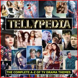 Обложка к диску с музыкой из сборника «Все темы из драматических сериалов»