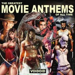 Обложка к диску с музыкой из сборника «Лучшие гимны кино всех времен»