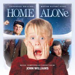 Обложка к диску с музыкой из фильма «Один дома»