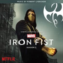 Обложка к диску с музыкой из сериала «Железный кулак (2 сезон)»