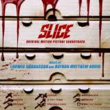 Маленькая обложка к диску с музыкой из фильма «Слайс»