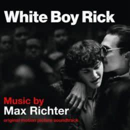 Обложка к диску с музыкой из фильма «Белый парень Рик»