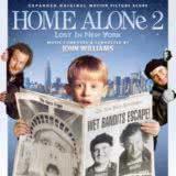 Маленькая обложка диска c музыкой из фильма «Один дома 2: Потерянный в Нью-Йорке»