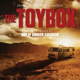 Обложка к диску с музыкой из фильма «Фургон смерти»