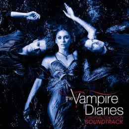 Обложка к диску с музыкой из сериала «Дневники вампира»