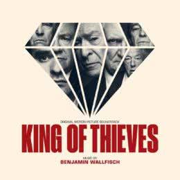 Обложка к диску с музыкой из фильма «Король воров»