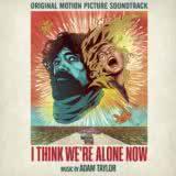 Маленькая обложка к диску с музыкой из фильма «Я думаю, теперь мы одни»