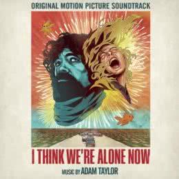 Обложка к диску с музыкой из фильма «Я думаю, теперь мы одни»