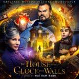Маленькая обложка к диску с музыкой из фильма «Тайна дома с часами»