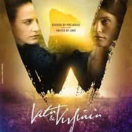 Обложка к диску с музыкой из фильма «Вита и Вирджиния»