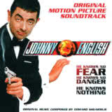 Маленькая обложка диска c музыкой из фильма «Агент Джонни Инглиш»