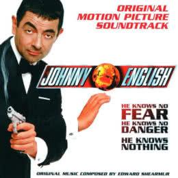 Обложка к диску с музыкой из фильма «Агент Джонни Инглиш»